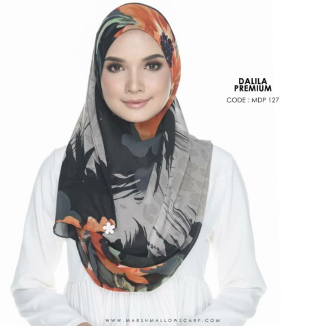 e0f66d860 Marshmallow Scarf Instant Shawl Double Loops | Shopee Malaysia