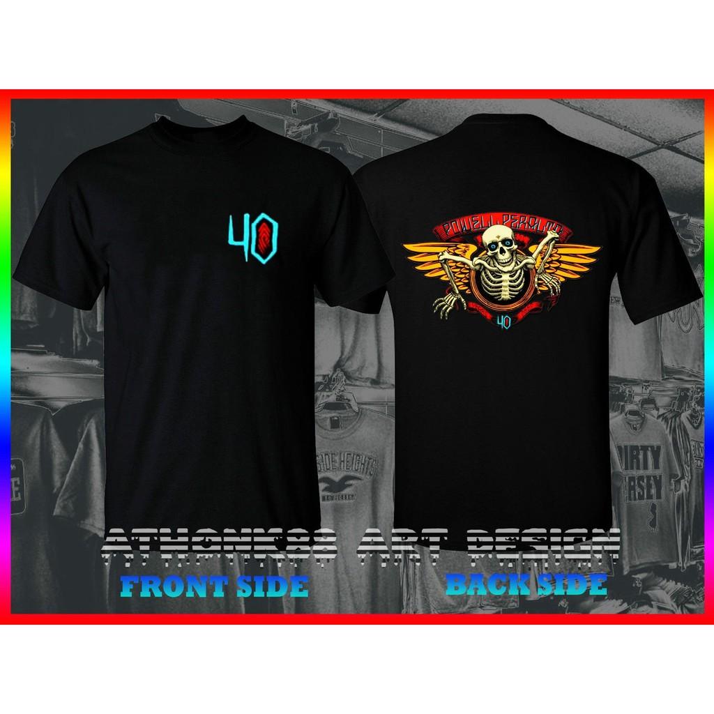 Powell-Peralta Winged Ripper T-Shirt