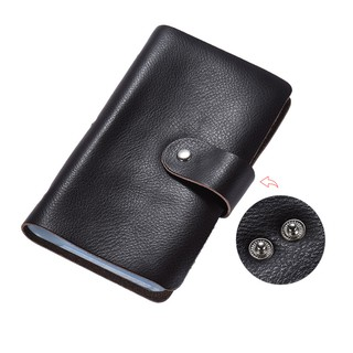 High quality leather business credit bank id name card holder case name card holder case bag wallet bo like 0 reheart Image collections