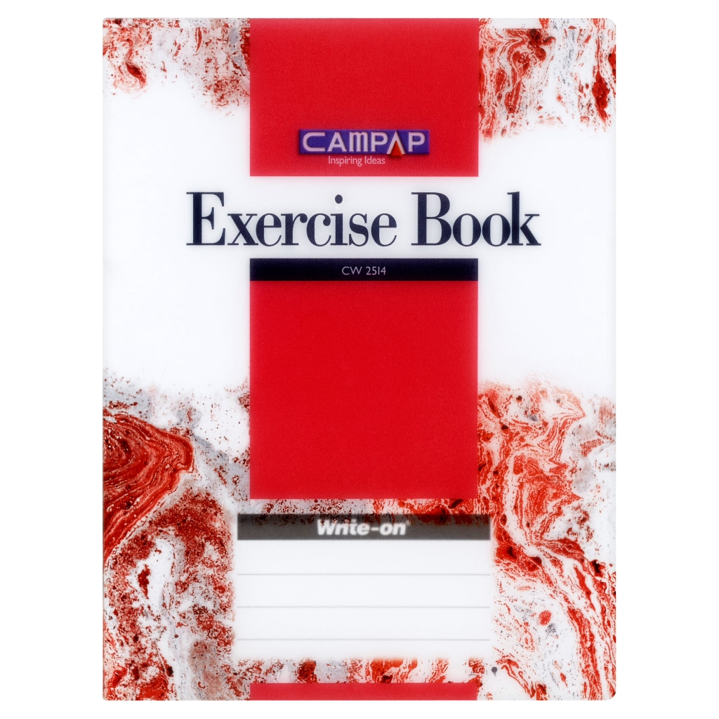 Campap F5 Single Line Exercise Book (160's) CW2514