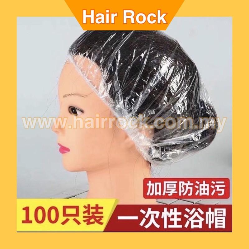Disposable Transparent Shower Caps