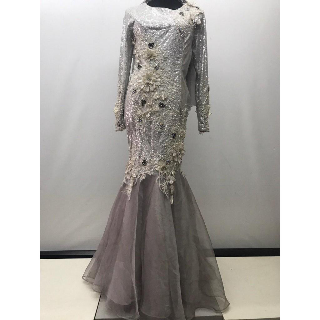 Baju Pengantin Perempuan Muslimah / Wedding Dress