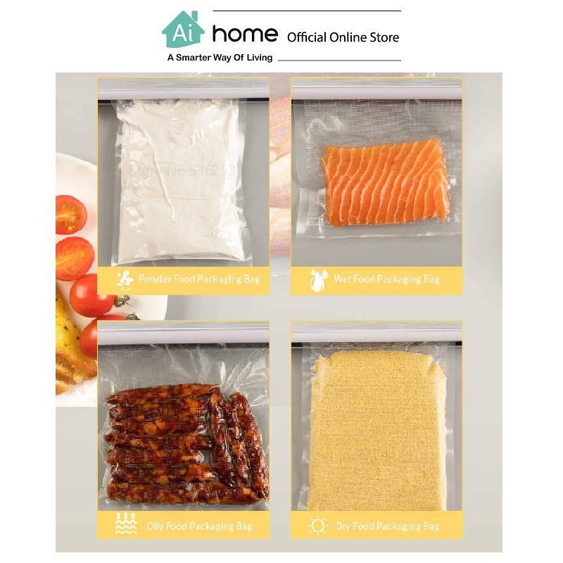 XIAN LI Food Vacuum Sealer Machine with 1 Year Malaysia Warranty [ Ai Home ]