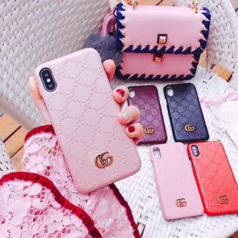 843db4fe999 iPhoneXS Max XR 6 6s 7 8 PLus OPPO F3 Plus R9S Gucci Double G Phone Case  Phone Cover | Shopee Malaysia