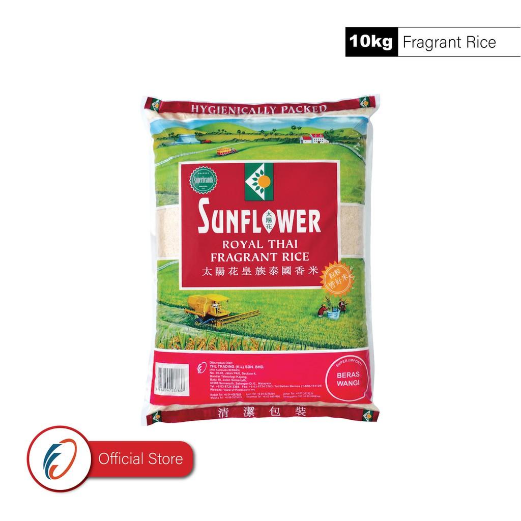 Sunflower Royal Thai Fragrant Rice 10 KG