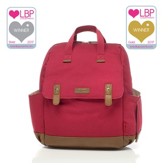25ec19fad9a Babymel Changing Bag - Robyn Convertible Backpack Printed Dusty Pink ...