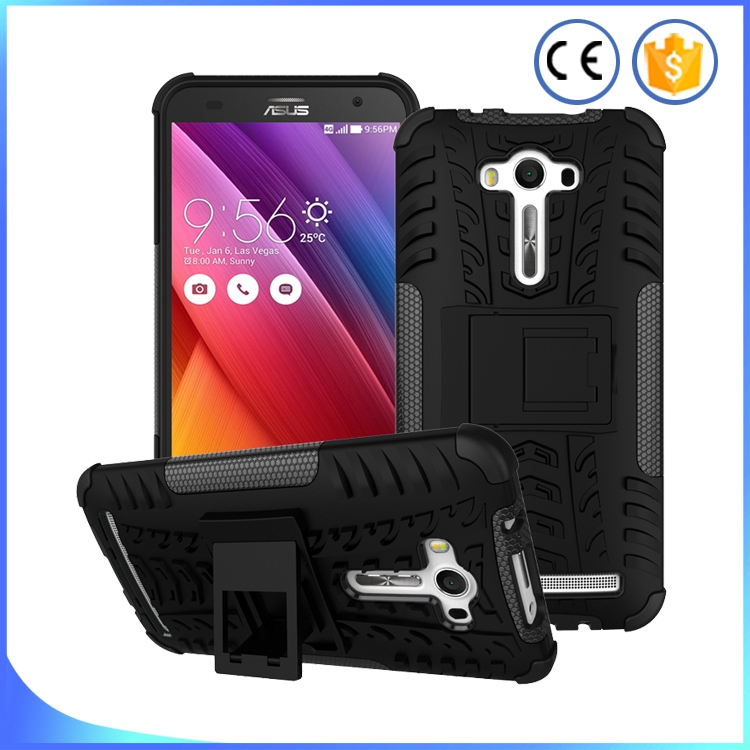 dc41e8103a548 For ASUS ZenFone 2 Laser ZE550KL Shockproof Armor Silicon Back Cover  Anti-Knock