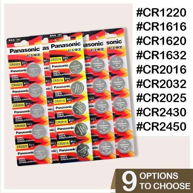 CR1220 CR1616 CR1620 CR1632 CR2016 CR2032 CR2025 CR2430 CR2450 Button Cell Lithium Manganese Dioxide Battery CR Batteryt