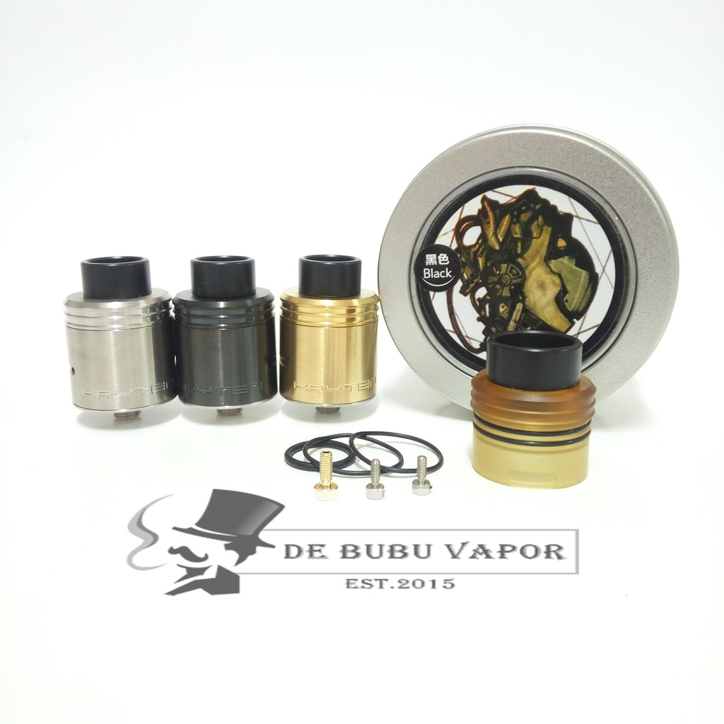 Goon V4 24mm Squonker Rda Quad Pole Deck Shopee Malaysia Styled 22mm Rebuildable Dripping Atomizer Black