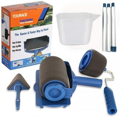 Paint Roller Clever Paintbrush Painting Kit Set (DIY)
