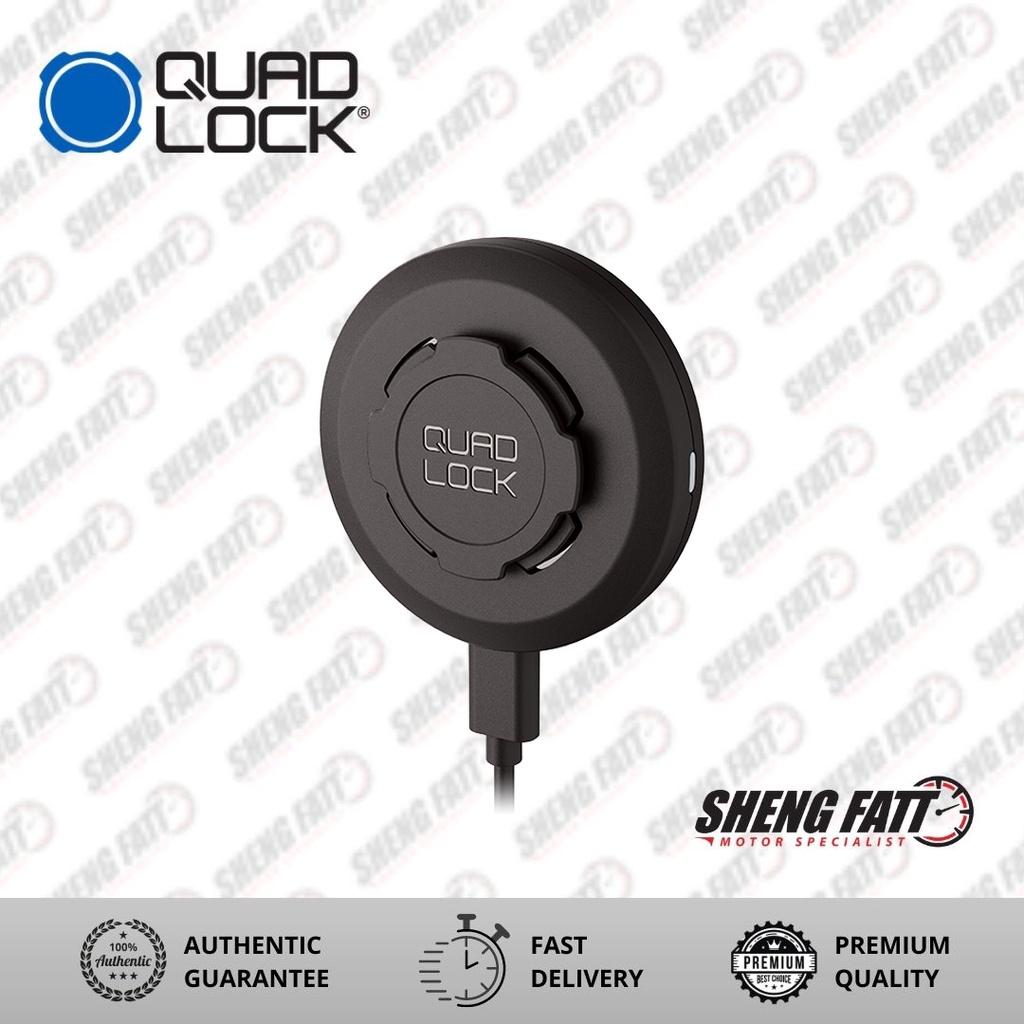 Quad Lock Wireless Charging Head