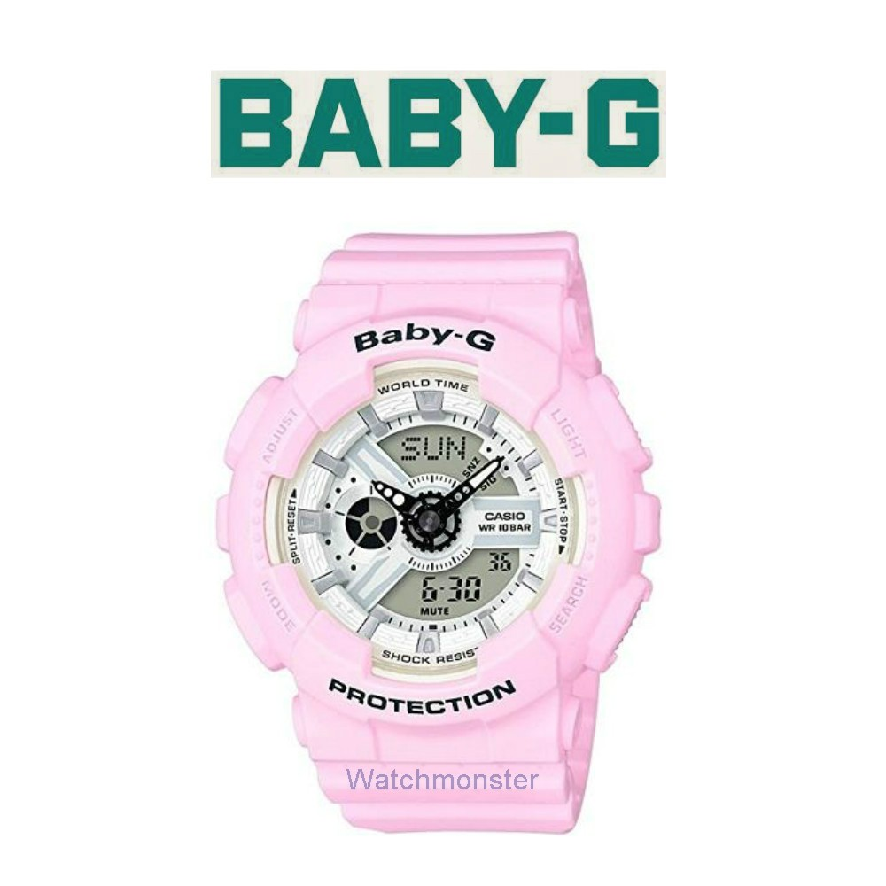Baby G Casio Analog Digital Beach Traveler Orange Watch Original Jam Tangan Bga 185fs 4a 190 4bdr Shopee Malaysia