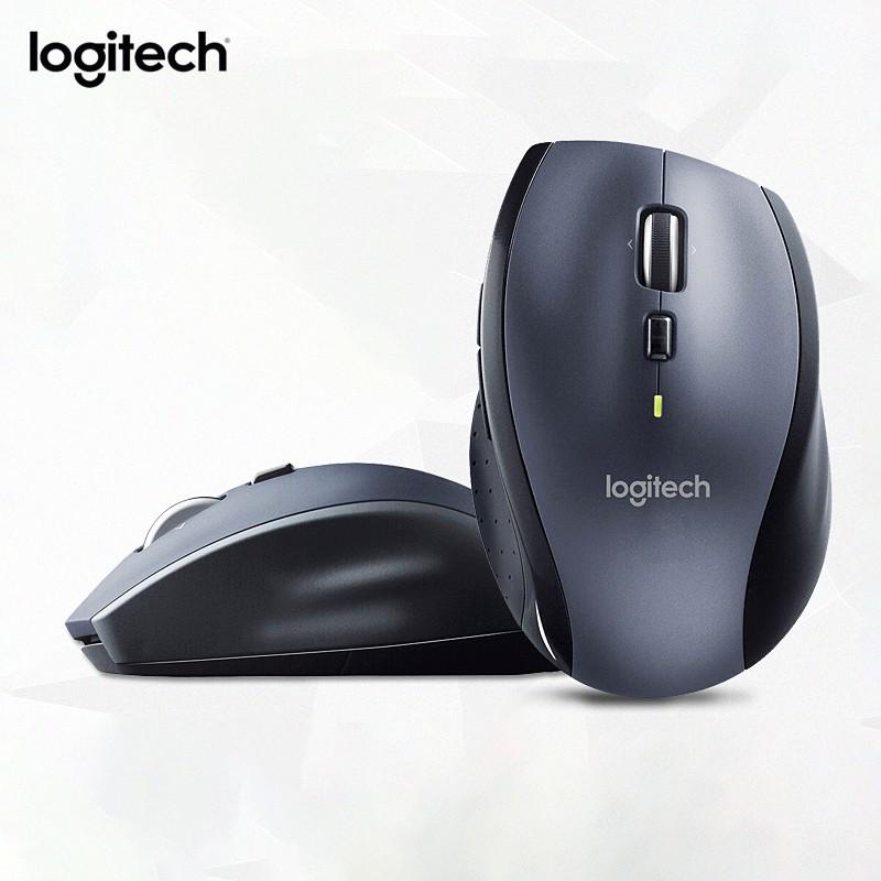 Logitech M705 Wireless Mouse with 2 4GHz Wireless 1000dpi Laptop Desktop PC  Mice