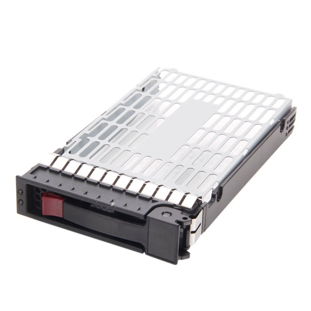 "3.5/"" SAS SATA Hard Drive Tray Caddy Sled For HP Proliant DL380 ML350 DL360 G8 G9"