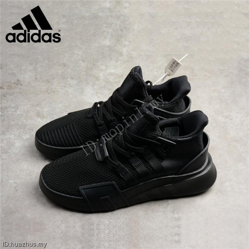 all black adidas eqt men's cheap online
