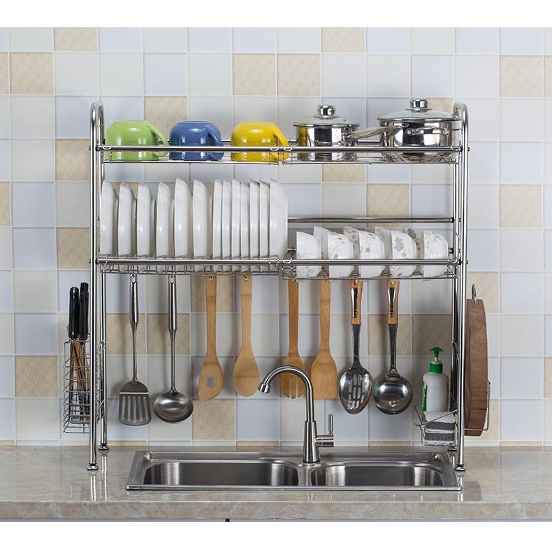 Stainless Steel Multi Purpose Dish Rack