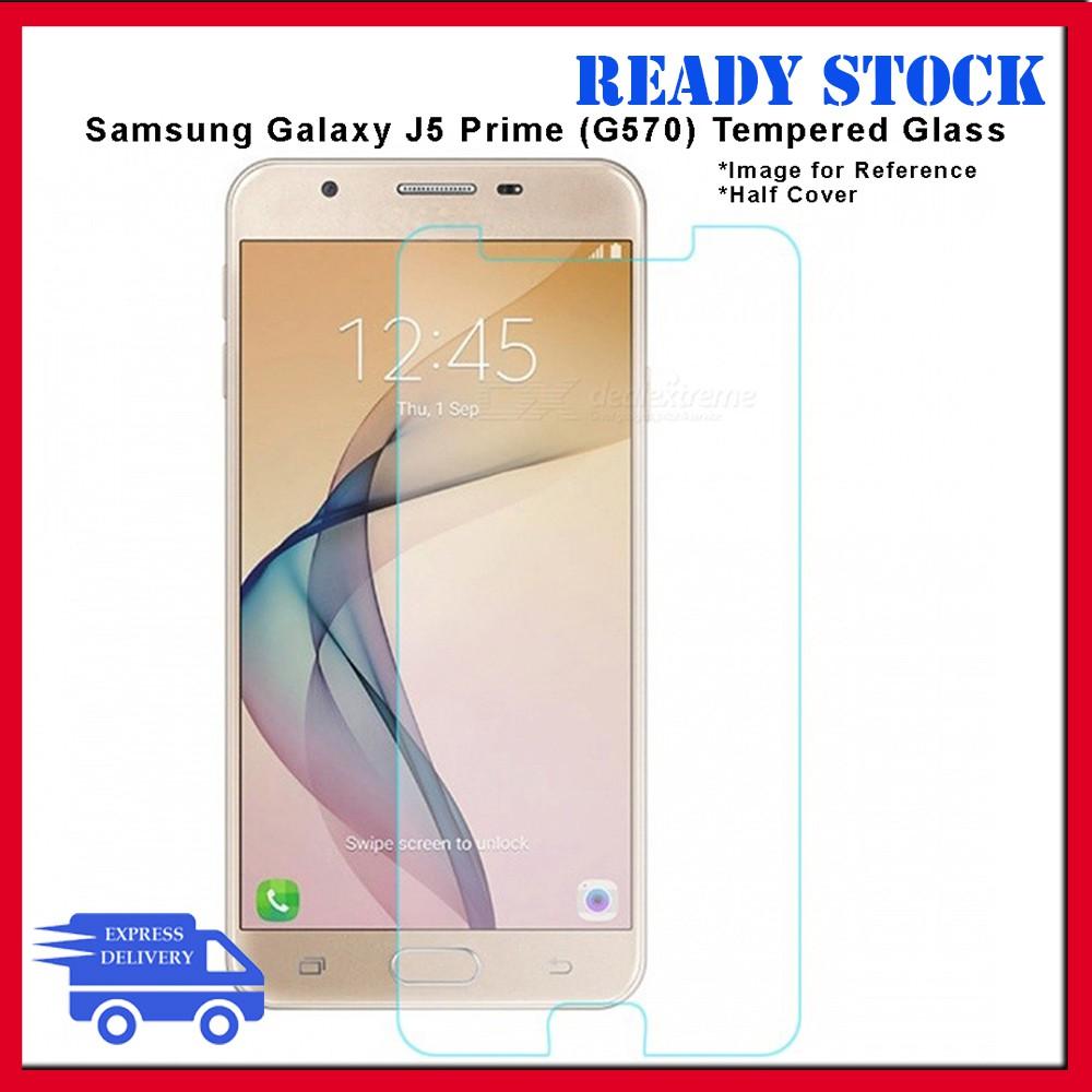 Trend Samsung Galaxy J5 Prime G570 Ultra Thin 9h Tempered Glass Shopee Malaysia