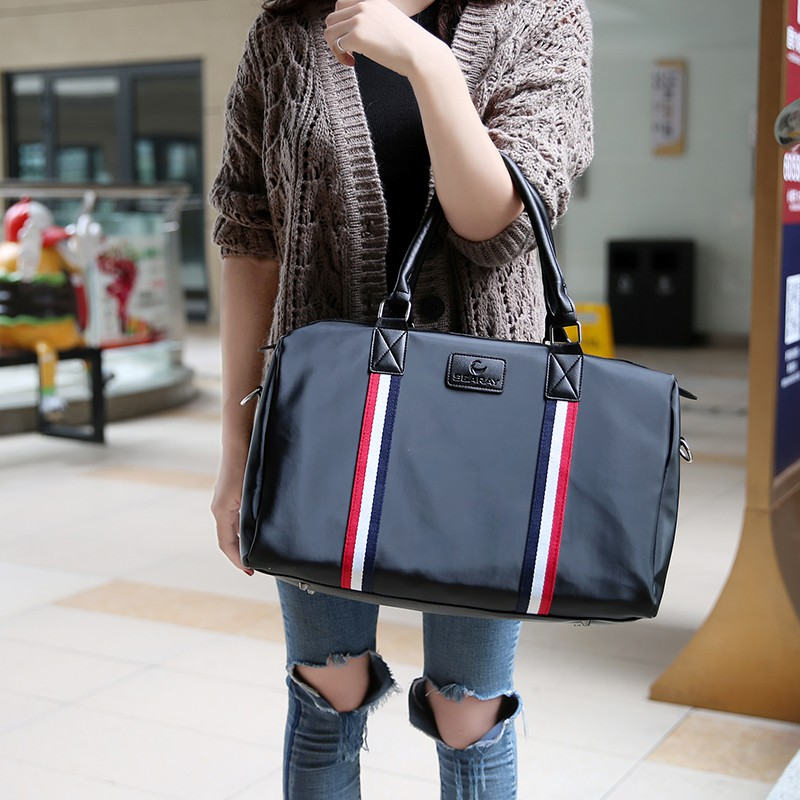 ed070a20a517 European and American luggage gym bag.Women's Shoulder Bag fashion