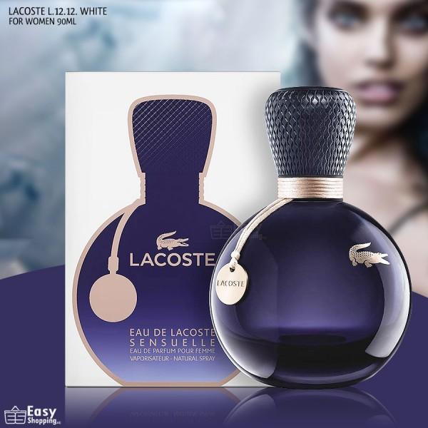 b5ec5f245d Lacoste Eau de Lacoste Sensuelle by Lacoste for Women Eau de Parfum 90ml