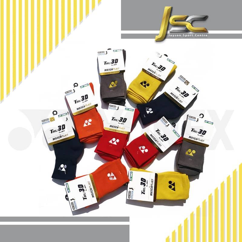 YONEX Badminton Socks-TRU3D Cushion Support Socks