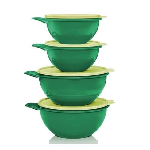 READY STOCK Tupperware (4 pcs) That's A Bowl Medium Set