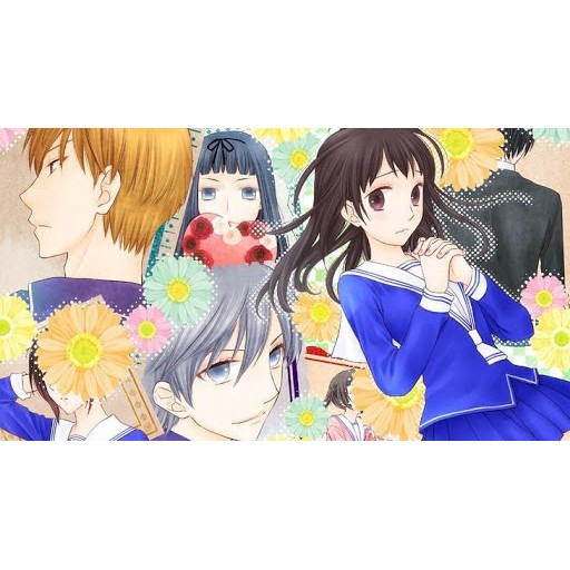 {e-Manga} Fruit Basket Another Chapter. 1~12 [End] English Version [ PDF Only ]