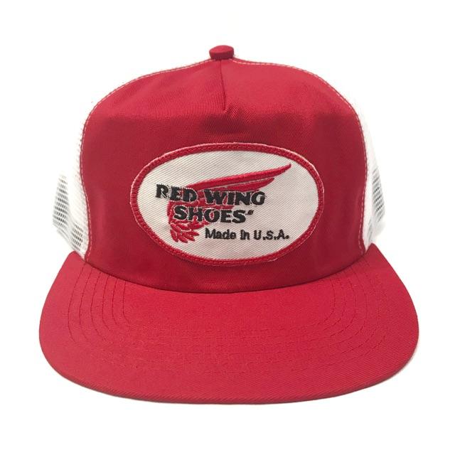 fe1fd71807 Trucker cap Red Wing