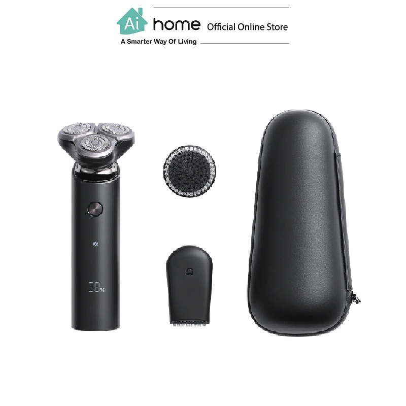 XIAOMI MIJIA 3 IN 1 Electric Shaver S500c (Black) with 1 Year Malaysia Warranty [ Ai Home ]