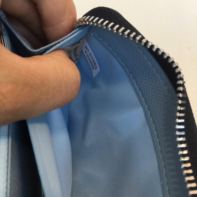 detailed look b11de dce65 COACH F23498 Women's Wallet Zipper Wallet Long Wallet ...
