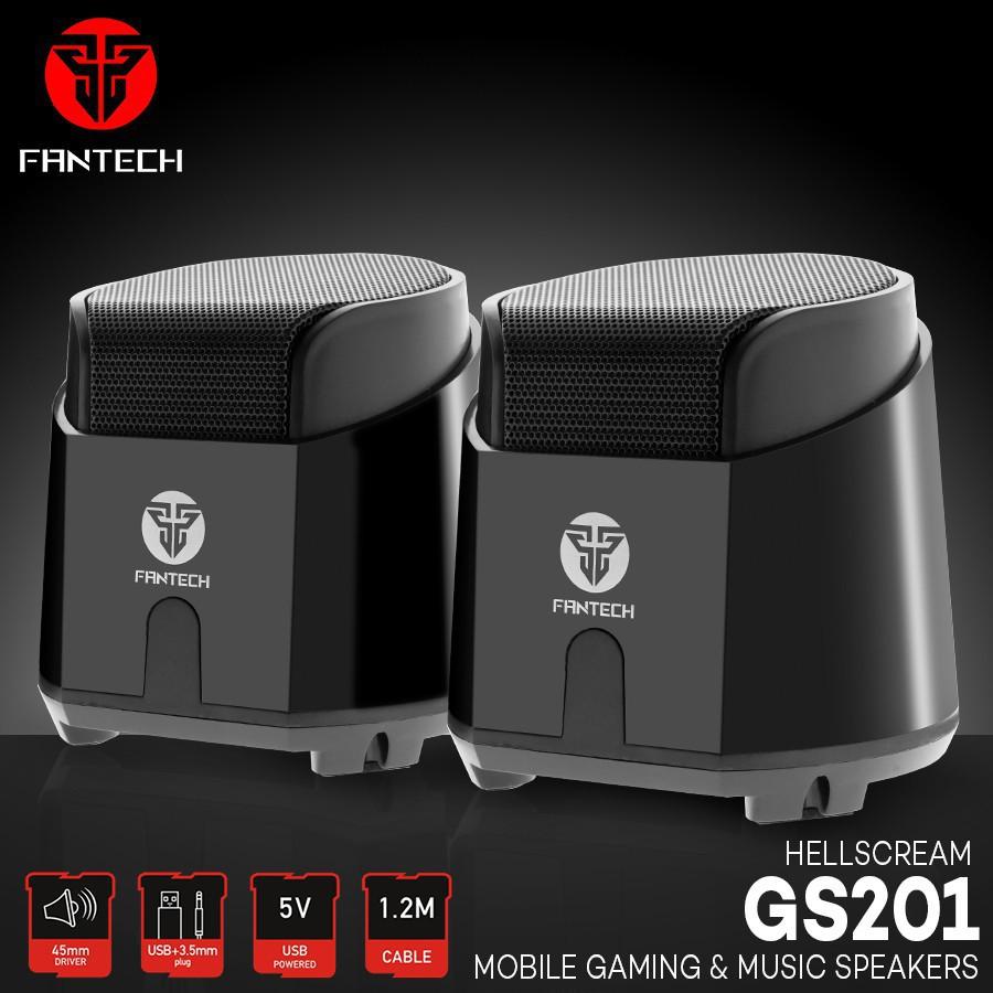 Fantech Hellscream Game Music Speaker GS201
