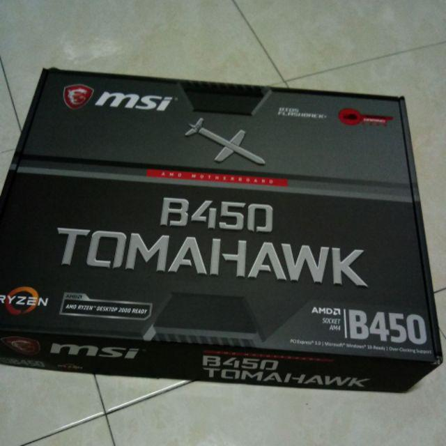 Msi B450 Tomahawk Bios Update