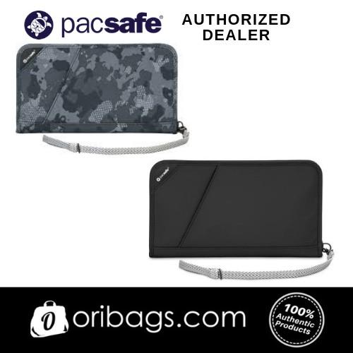Pacsafe ORGANISEUR RFIDSAFE V200 BLOCKING TRAVEL ORGANISER BLACK 100