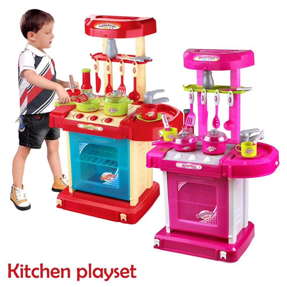 explore kitchen playset product offers and prices shopee malaysia - Kitchen Playset