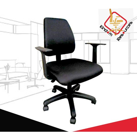 Office Chair Model 318  Stock (Made In Malaysia)
