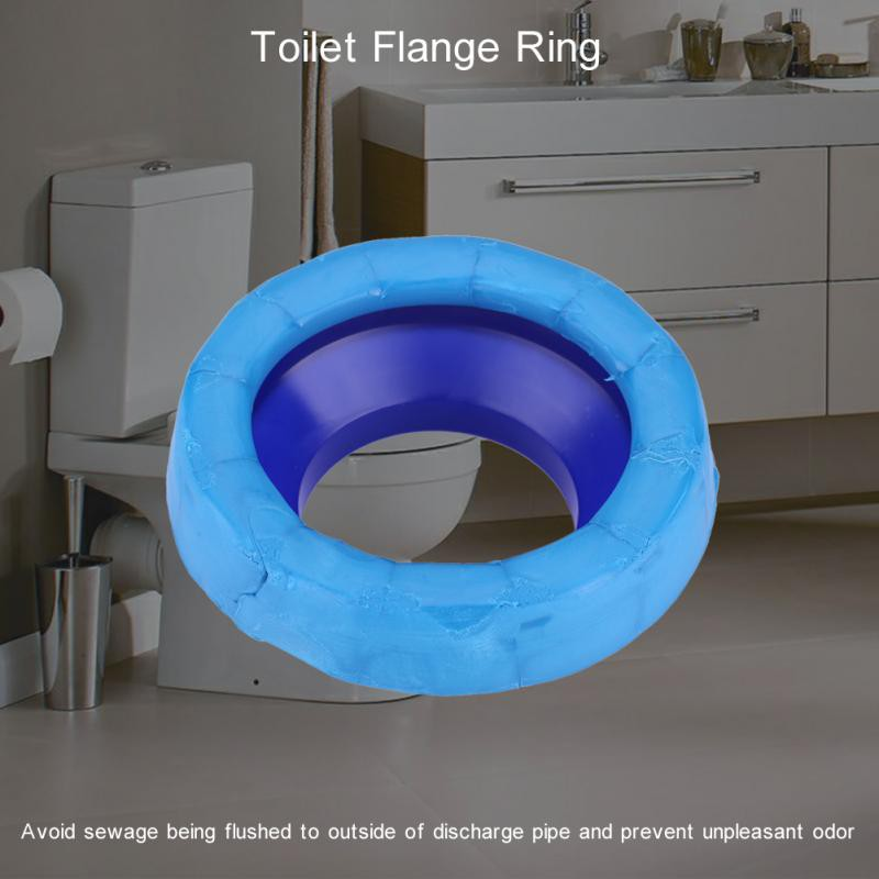 Toilet Flange Odor-resistant Drain Pipe Sealing Ring Toilet Installation  Fitting