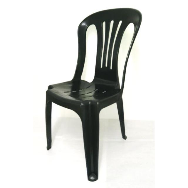 Maxonic Side Chair Black Chair/ Kerusi Hitam