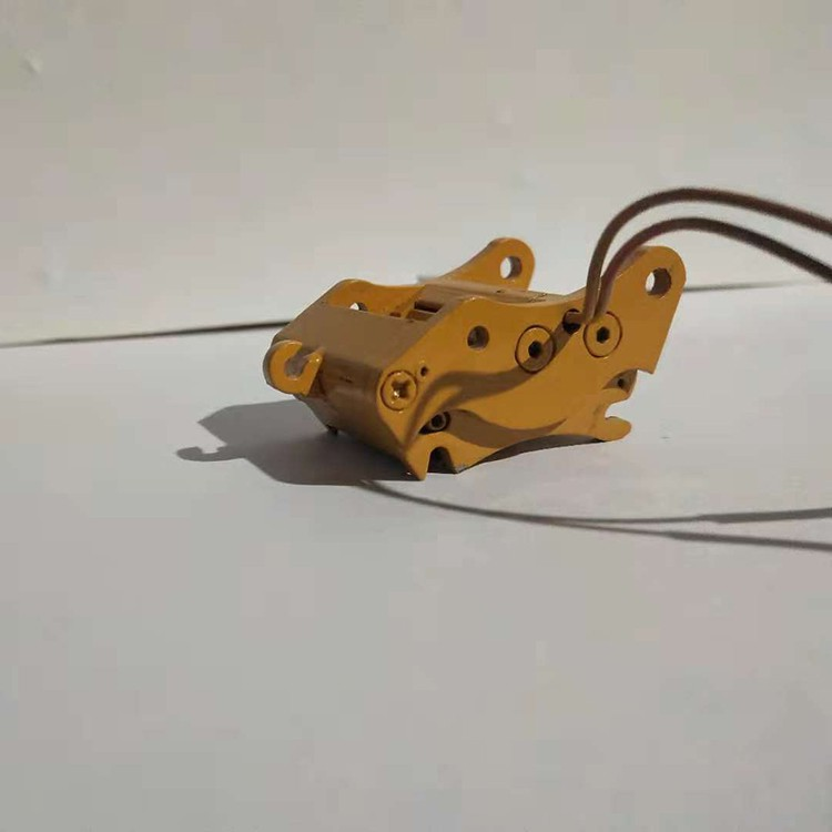 Metal Excavator Automatic Bucket Changer Accessories For Huina 580 RC Car Model