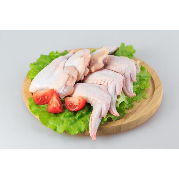 Fresh Chicken Wing / Kepak Ayam (500 Gram 4-5pcs)