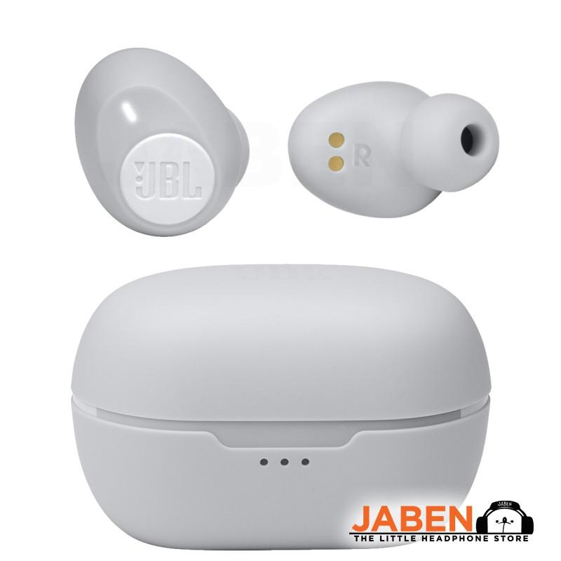 JBL Tune 115TWS Pure Bass Signature 6+15 Battery Fast Pair Type-C Charging TWS True Wireless In-Ear Earphones [Jaben]