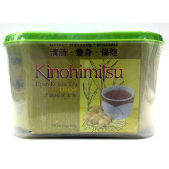 Kinohimitsu Jpan Dtox Tea Peppermint 60S