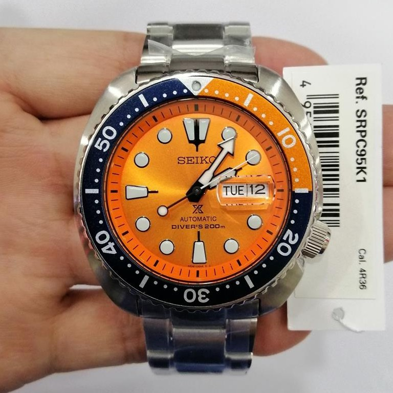 huge selection of 9fb7f 78b9b SEIKO Prospex Diver's Automatic SRPC95K1 (Limited Edition)