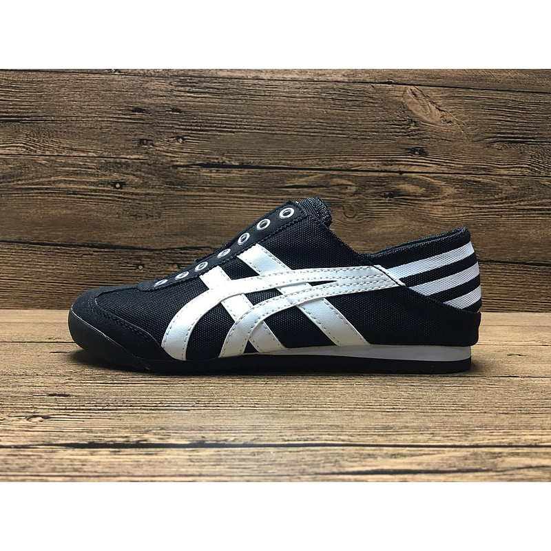 finest selection 48646 c4bd3 ONITSUKA TIGER MEXICO 66 PARATY (BLACK/WHITE)