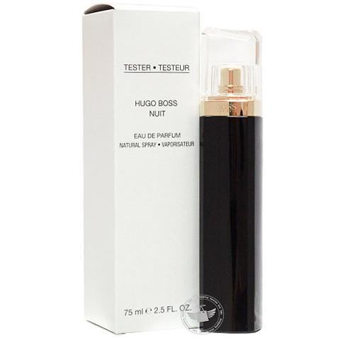 extrem einzigartig bestbewertetes Original elegante Form **Original** Hugo Boss Nuit Pour Femme 75ml EDP Spray (Tester Unit)
