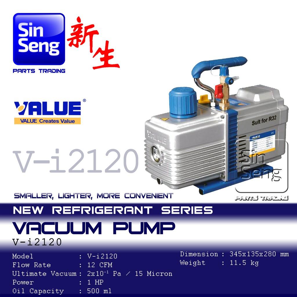 VALUE® V-i2120 Vacuum Pump