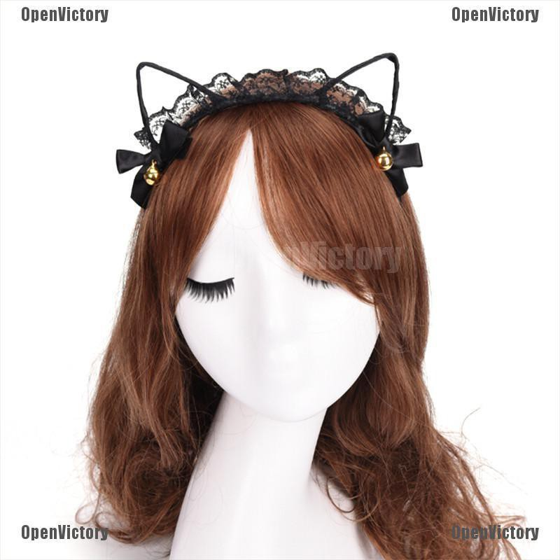 Adult One Size Fox #Ears On Hair Clips For Fancy Dress Party Animal Accessory
