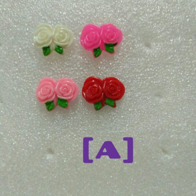 (Dust plug 3 5mm) Mini Cute Little Flowers