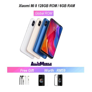 Xiaomi Mi 8 SE [5 88'' AMOLED   Snapdragon 710   64GB ROM