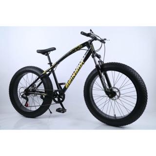 Fat Bike Front Suspension Mountain Bike Fatbike Bicycle 2018 Model
