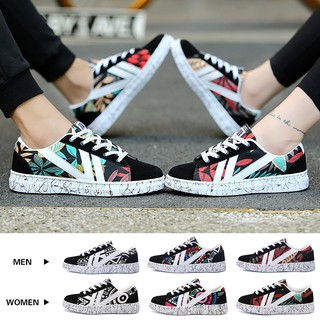 Couple Comfortable Sport Shoes Breathable  Running Shoes Women's Sneakers