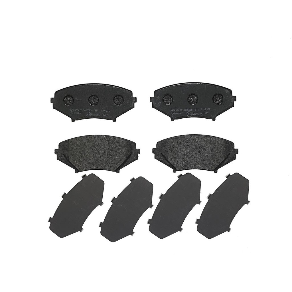 NEW COMLINE FRONT BRAKE PADS SET BRAKING PADS GENUINE OE QUALITY CBP31246